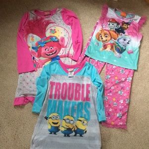 Other - Lot of pajamas (size 8)